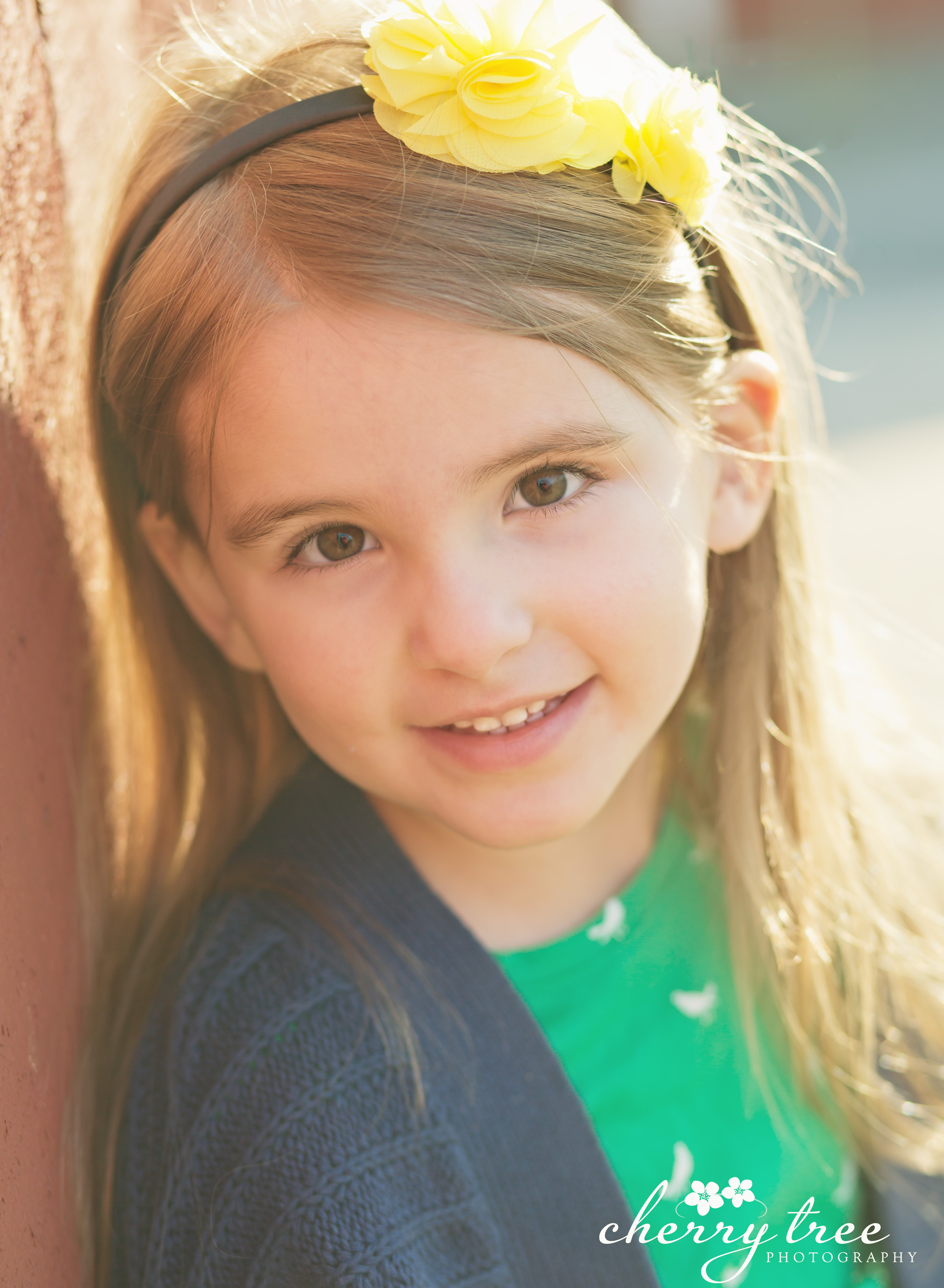 Four Year Two Year Community: 4 Years Old… » Cherry Tree Photography